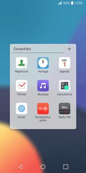 LG Q6 - E-mail - Configuration manuelle - Étape 4