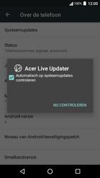 Acer Liquid Zest 4G - Netwerk - Software updates installeren - Stap 7