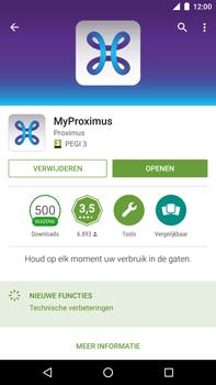 Huawei Google Nexus 6P - Applicaties - MyProximus - Stap 10