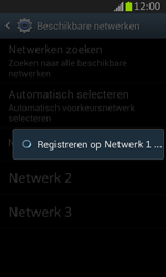Samsung S7710 Galaxy Xcover 2 - Netwerk - gebruik in het buitenland - Stap 14