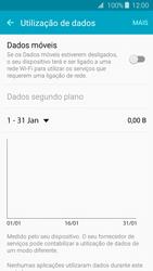 Samsung Galaxy J3 (2016) - Internet no telemóvel - Como ativar os dados móveis -  5