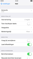 Apple iPhone 6 iOS 10 - E-mail - handmatig instellen (gmail) - Stap 9