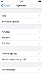 Apple iphone-se-met-ios-13-model-a1723 - Software updaten - Update installeren - Stap 4