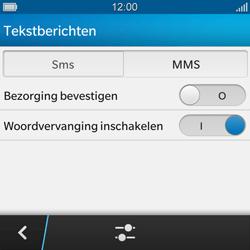 BlackBerry Q10 - MMS - probleem met ontvangen - Stap 6