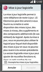 LG H220 Joy - Réseau - Installation de mises à jour - Étape 8