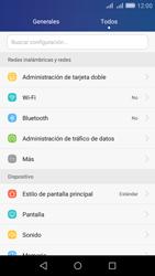 Huawei Huawei Y6 - WiFi - Conectarse a una red WiFi - Paso 3