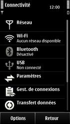 Nokia 500 - Internet - configuration manuelle - Étape 6