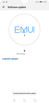Huawei mate-20-dual-sim-hma-l29 - Software updaten - Update installeren - Stap 7
