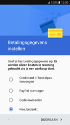 Samsung Galaxy S7 (G930) - Applicaties - Account aanmaken - Stap 19