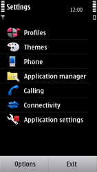 Nokia N8-00 - Network - Usage across the border - Step 4