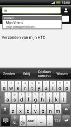 HTC Z715e Sensation XE - OS 4 ICS - E-mail - hoe te versturen - Stap 7
