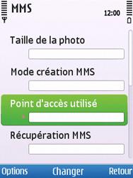 Nokia C5-00 - MMS - configuration manuelle - Étape 19