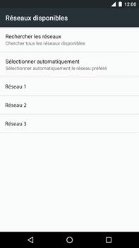 Huawei Nexus 6P - Réseau - utilisation à l'étranger - Étape 11