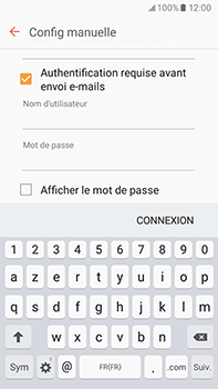 Samsung Samsung Galaxy J7 (2016) - E-mails - Ajouter ou modifier un compte e-mail - Étape 13