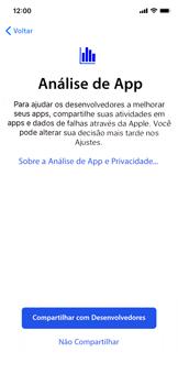 Apple iPhone XR - Primeiros passos - Como ativar seu aparelho - Etapa 28