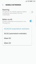 Samsung G925F Galaxy S6 Edge - Android Nougat - Netwerk - Wijzig netwerkmodus - Stap 7