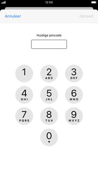 Apple iPhone 6s Plus - iOS 13 - Beveiliging - pas de pincode voor je simkaart aan - Stap 6