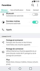 LG X Cam - Internet - Configuration manuelle - Étape 3