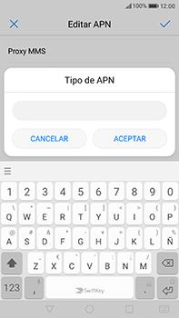 Huawei P10 Plus - Mensajería - Configurar el equipo para mensajes multimedia - Paso 13