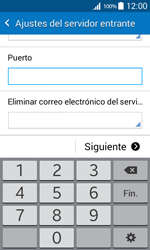 Samsung Galaxy Core Prime - E-mail - Configurar correo electrónico - Paso 11