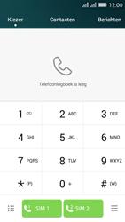 Huawei Y635 Dual SIM - Voicemail - Handmatig instellen - Stap 3