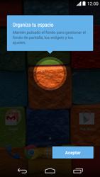 Motorola Moto X (2ª Gen) - Primeros pasos - Activar el equipo - Paso 11