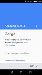 Huawei Y5 II - E-mail - Configurar Gmail - Paso 9