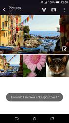 HTC One A9 - Bluetooth - Transferir archivos a través de Bluetooth - Paso 14