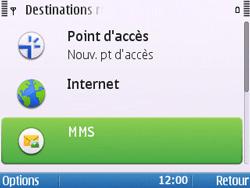 Nokia E5-00 - Mms - Configuration manuelle - Étape 7