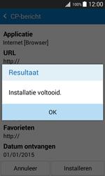 Samsung J100H Galaxy J1 - Internet - automatisch instellen - Stap 7