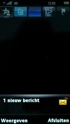 Sony Ericsson U5i Vivaz - MMS - automatisch instellen - Stap 3