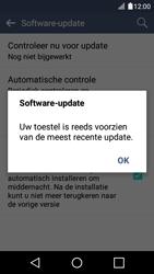 LG K4 - Software updaten - Update installeren - Stap 10