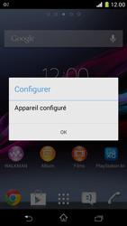 Sony D5503 Xperia Z1 Compact - MMS - configuration automatique - Étape 8