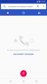 Nokia 8 Sirocco - Voicemail - Handmatig instellen - Stap 4