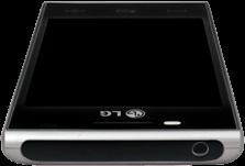 LG T385 - Premiers pas - Découvrir les touches principales - Étape 6