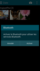 Samsung Galaxy Alpha - Photos, vidéos, musique - Envoyer une photo via Bluetooth - Étape 9