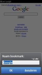 Nokia C6-01 - Internet - Hoe te internetten - Stap 5