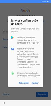 Samsung Galaxy Note9 - Primeiros passos - Como ligar o telemóvel pela primeira vez -  10