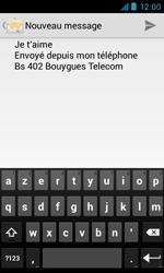 Bouygues Telecom Bs 402 - E-mails - Envoyer un e-mail - Étape 9
