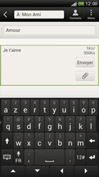 HTC One S - Contact, Appels, SMS/MMS - Envoyer un MMS - Étape 12