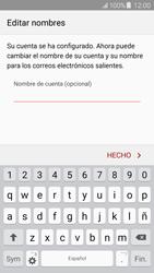 Samsung Galaxy J5 - E-mail - Configurar Outlook.com - Paso 9