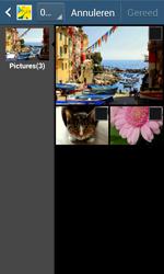 Samsung S7275 Galaxy Ace 3 - MMS - afbeeldingen verzenden - Stap 17