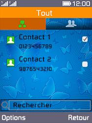 Archos F28 - Contact, Appels, SMS/MMS - Envoyer un SMS - Étape 8