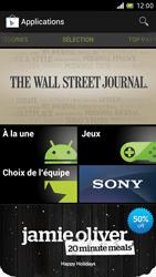 Sony LT28h Xperia ion - Applications - Télécharger des applications - Étape 18