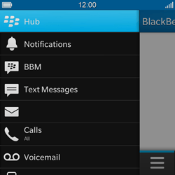 BlackBerry Q10 - Email - Sending an email message - Step 4