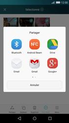 Huawei P8 Lite - Photos, vidéos, musique - Envoyer une photo via Bluetooth - Étape 9