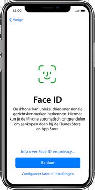 Apple iphone-xs-max-met-ios-13-model-a1921 - Instellingen aanpassen - Hoe gebruik ik de Automatisch inloggen-optie - Stap 11