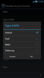 Acer Liquid S2 - Internet - Configuration manuelle - Étape 11