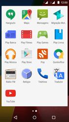 Motorola Moto G (2ª Geração) - Aplicativos - Como baixar aplicativos - Etapa 3