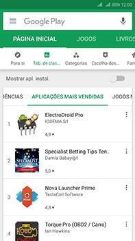 Huawei Mate 10 - Aplicações - Como pesquisar e instalar aplicações -  8
